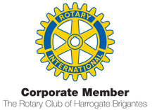 Harrogate Brigantes Rotary Club Corporate Member