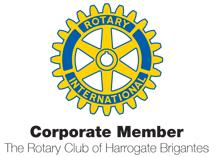 Harrogate Brigantes Rotary Club Corporate Member