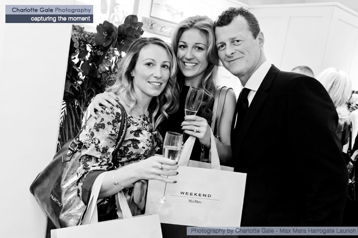 Max Mara Weekend Harrogate Launch