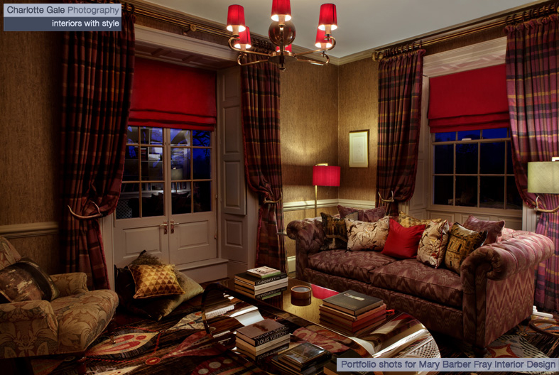 Mary Barber Fray Interior Design - Snug