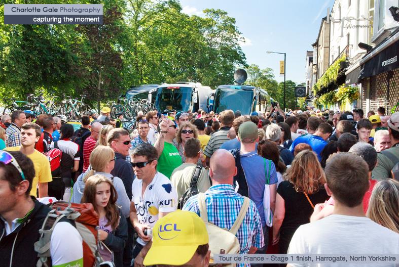 Tour de France Harrogate