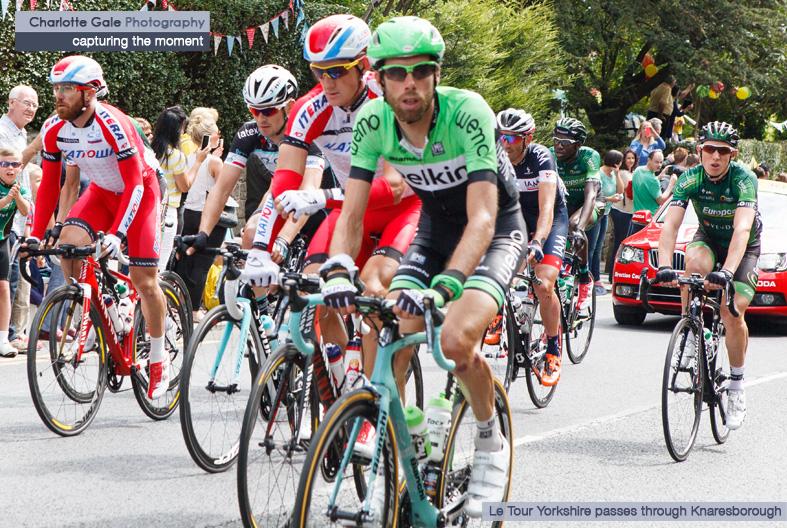 The Tour de France comes to Knaresborough