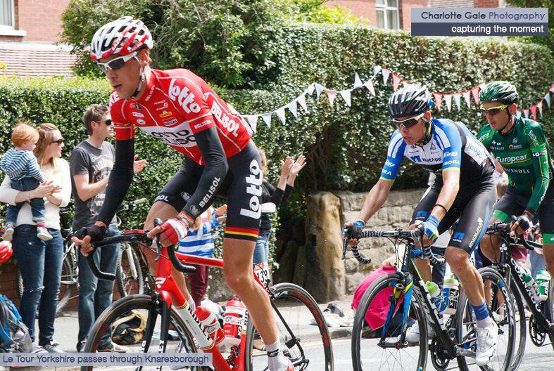 The Tour de France comes to Knaresborough