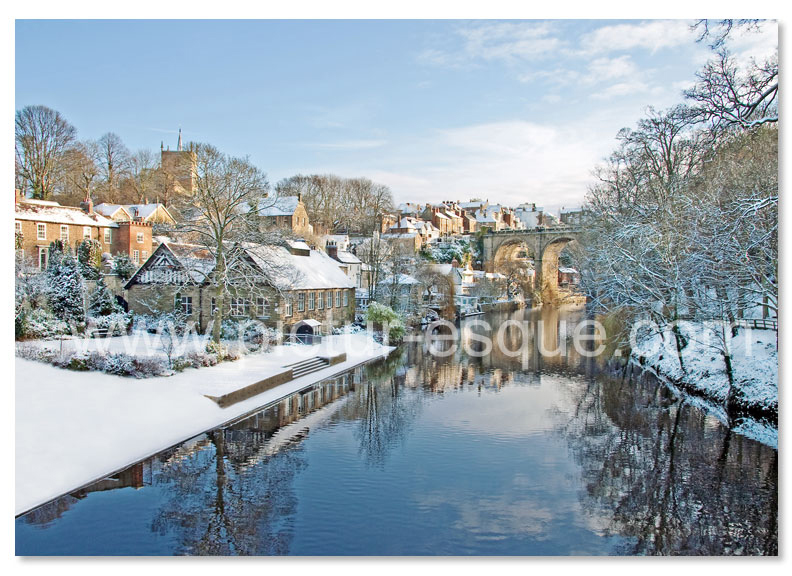 Knaresborough Christmas card