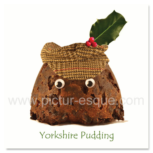 Yorkshire Christmas card