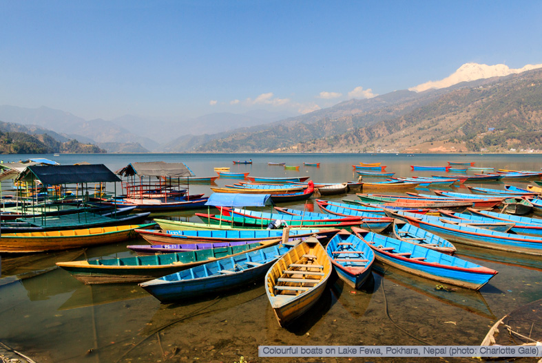 Lake Fewa, Pokhara