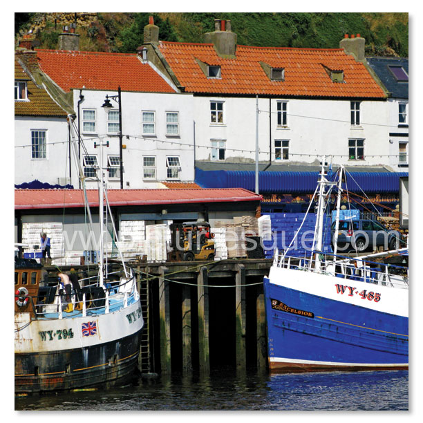 Fishing Boats Whitby