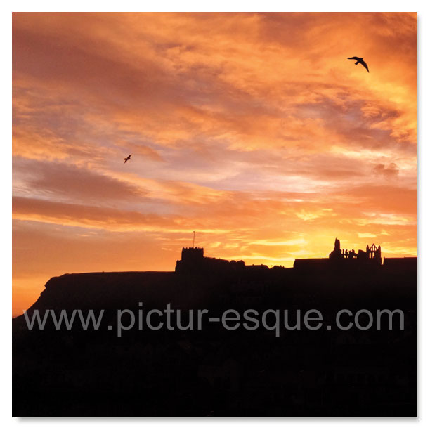 Sunrise Whitby