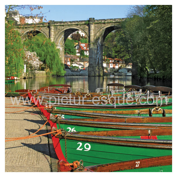Knaresborough Rowing Boats