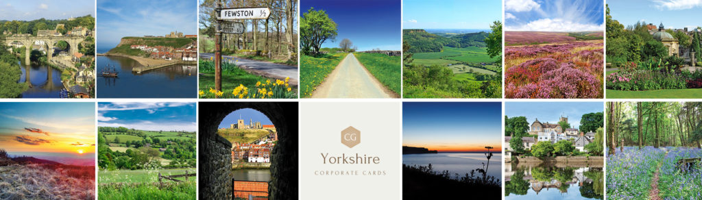 Yorkshire personalised corporate cards by Charlotte Gale Photography